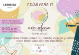 CON ALMA - Evento virtual