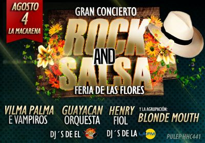 ROCK AND SALSA