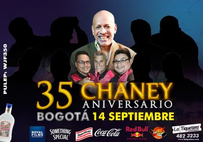 35 ANIVERSARIO CONJUNTO CHANEY