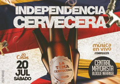 INDEPENDENCIA CERVECERA