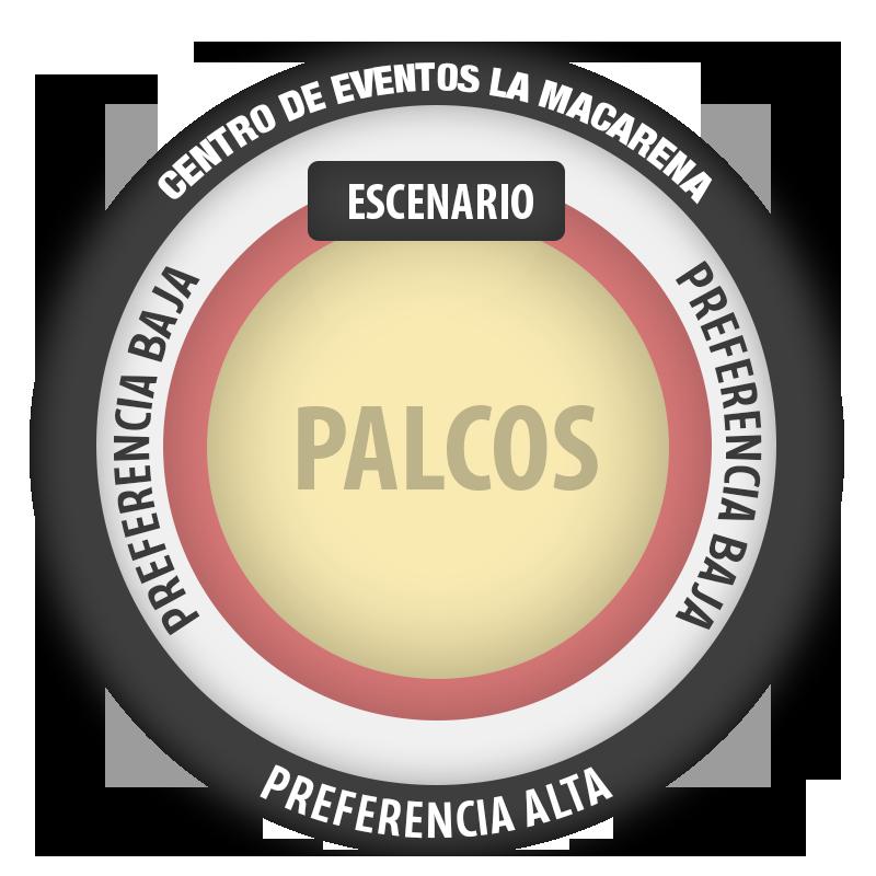 Mapa EL CHOLI