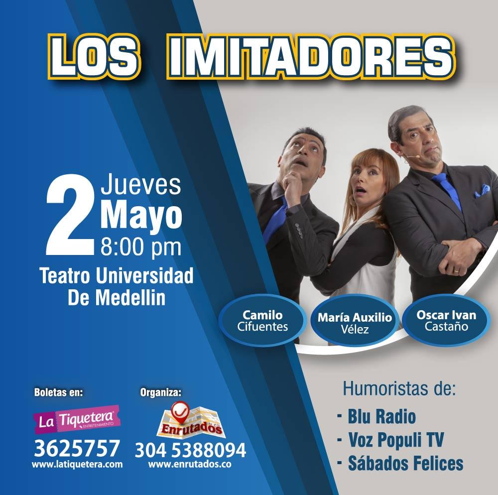 LOS IMITADORES